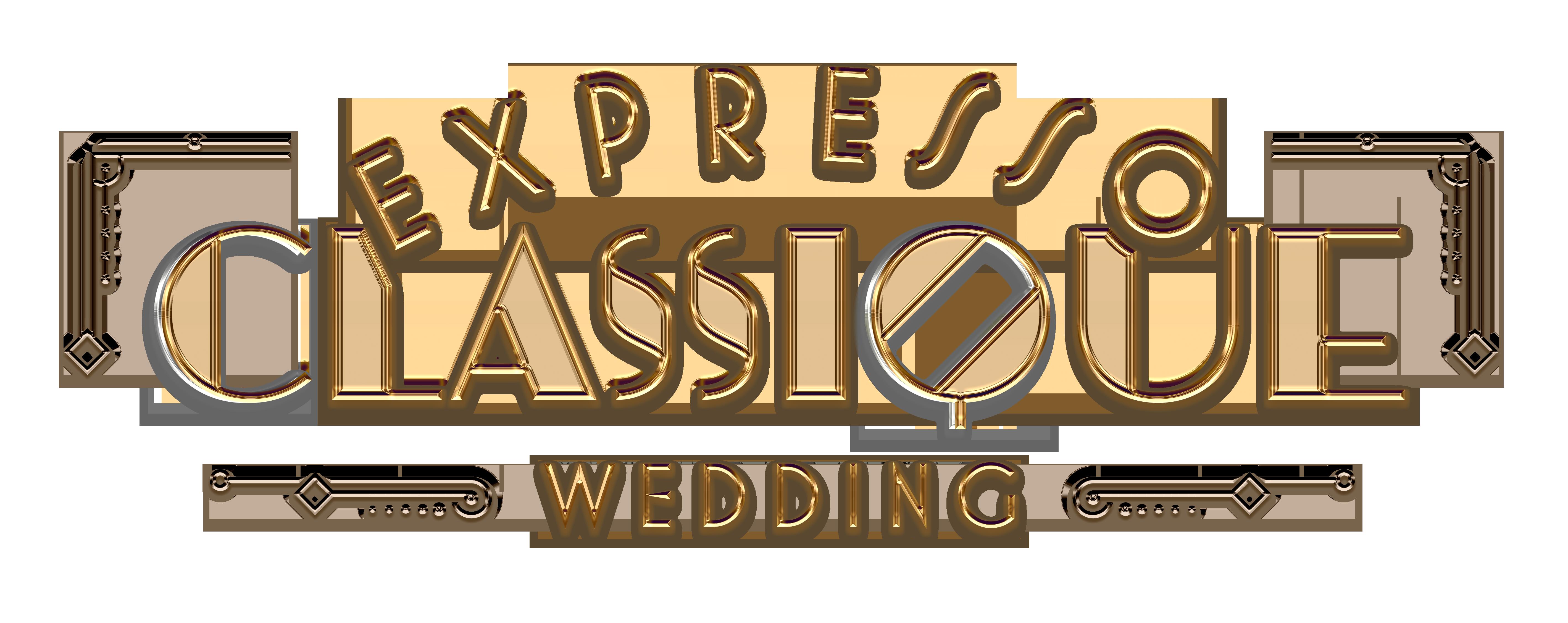 Expresso Classique Wedding